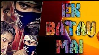 EK BAAT BATAU MAI । MCR । NEW RAP SONG ।।