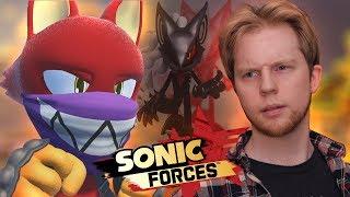 Sonic Forces - Nitro Rad