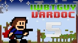 I Wanna Defeat The Pixel ( Semana 5 ) #Vardoc1 En Español