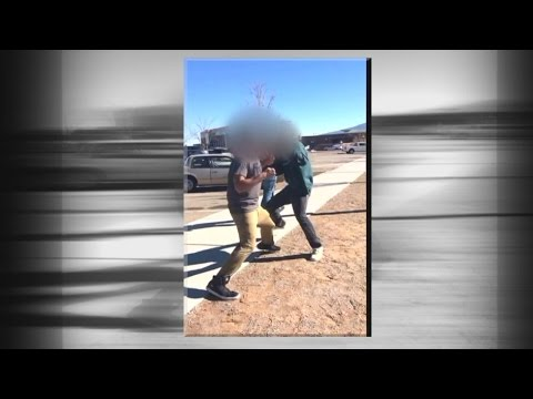 Webpage showcases NM teen, high school fights