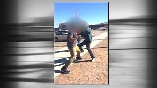 Webpage showcases NM teen, high school fights