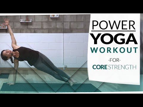 Power Yoga Core Flow 👌 Finding Center