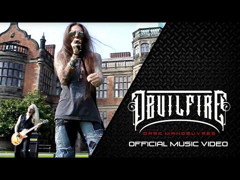 DEVILFIRE -  Waiting For A Rockstar (Official Music Video)