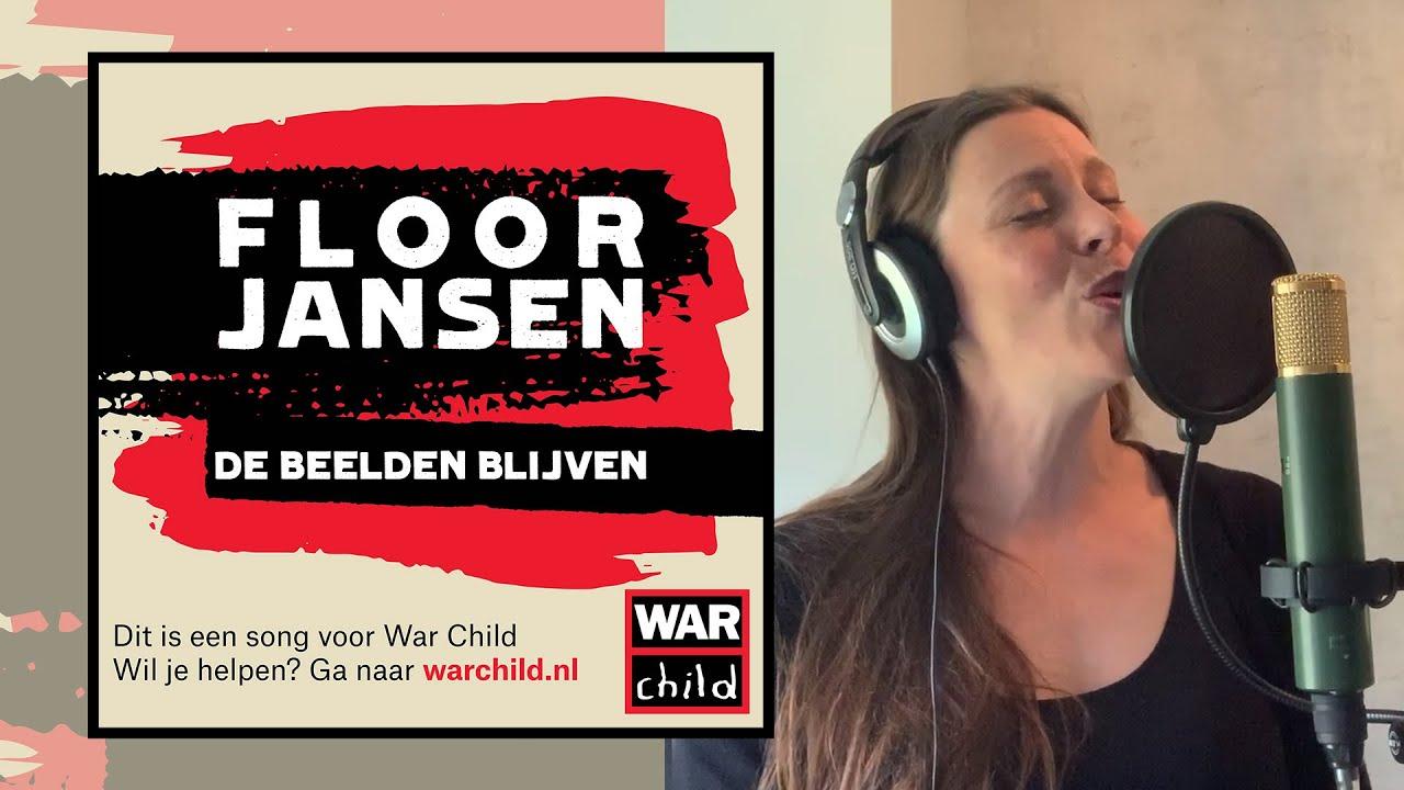 FLOOR JANSEN - De Beelden Blijven (A Song for War Child) (Studio Video)