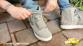 Adidas Yeezy 750 Boost On Foot (NY Release)