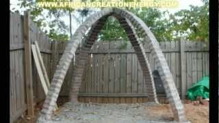 Nubian Arch, Nubian Domes, And Nubian Vaults | Arch I Tect: How To Build A Pyramid