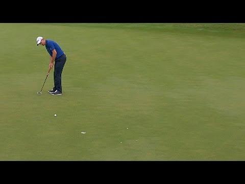 2013 PGA Grand Slam of Golf: Back to back birdies for Rose