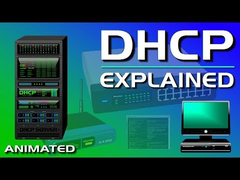 DHCP Explained - Dynamic Host Configuration Protocol