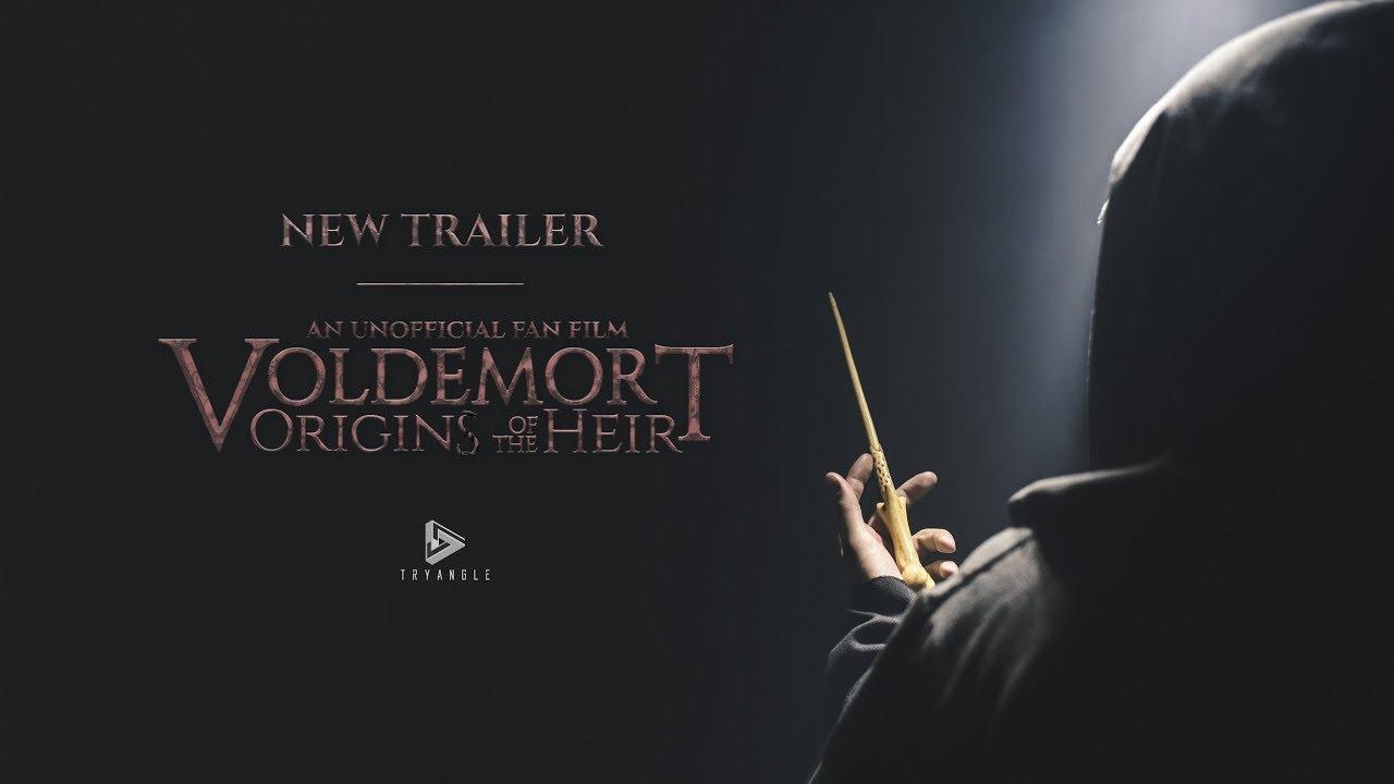Download VOLDEMORT: Origins of the Heir FINAL TRAILER - Fan Film