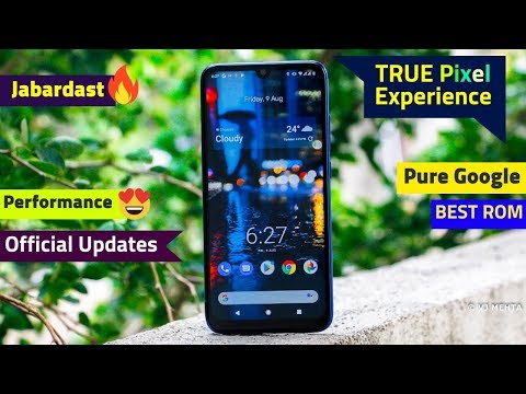 install-pixel-official-rom-in-your-phone-ft-redmi-note-7-pro/note7/...-|pixel-experience-aosp-rn7pro
