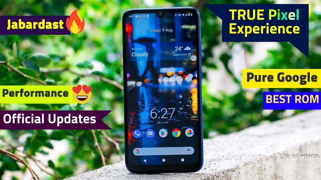 Install Pixel OFFICIAL ROM in Your Phone ft Redmi Note 7 Pro/Note7/    |  Pixel Experience AOSP