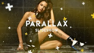 How To Create A Fast Parallax Slideshow, After Effects Tutorial & Template