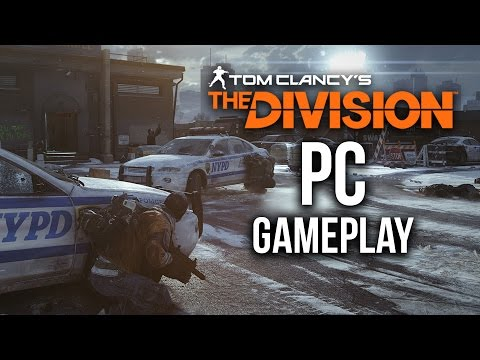 The Division PC Gameplay Ultra Setting 1440p Beta Gameplay - GORGEOUS