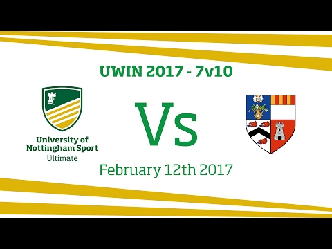 UoNU vs Aberdeen UWIN 2017
