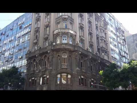 Buenos Aires - Avenida Belgrano / Calle Perú