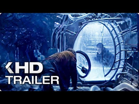 IN THE SHADOW OF THE MOON Trailer (2019) Netflix