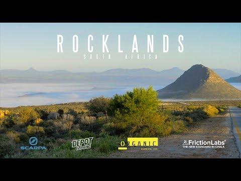 Rocklands Bouldering 2019