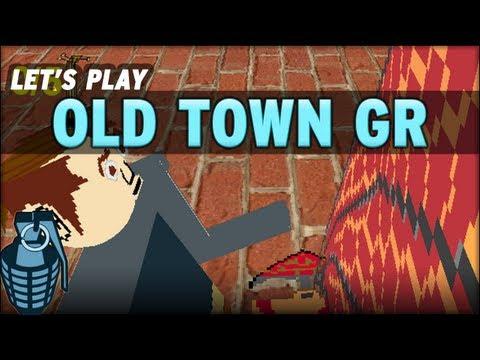 """Garbage Game: """"Old Town GR"""""""