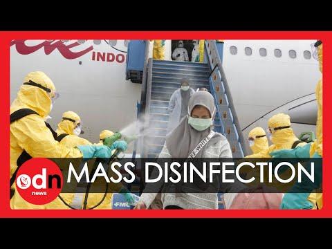 Coronavirus: China Ramps Up Measures Against Deadly Virus