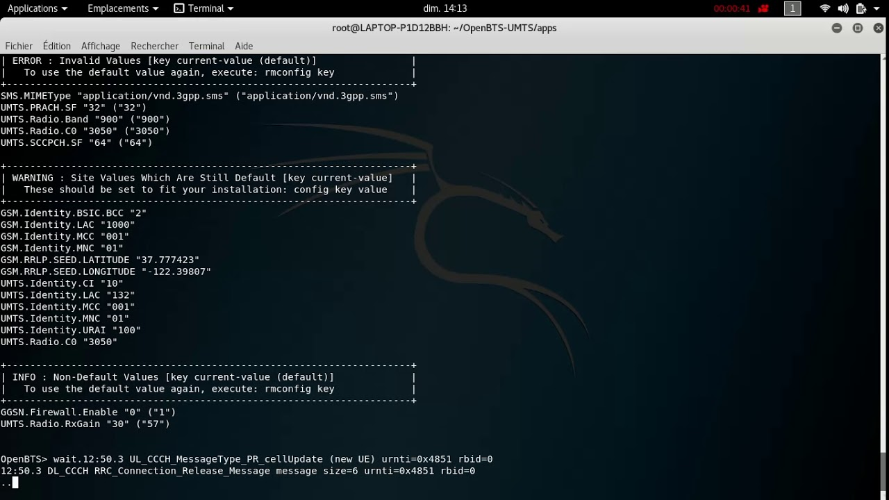 3G CONNECT – Linux hacking