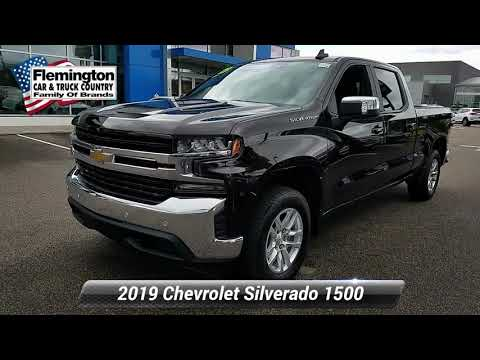 Certified 2019 Chevrolet Silverado 1500 LT, Flemington, NJ GP1429P