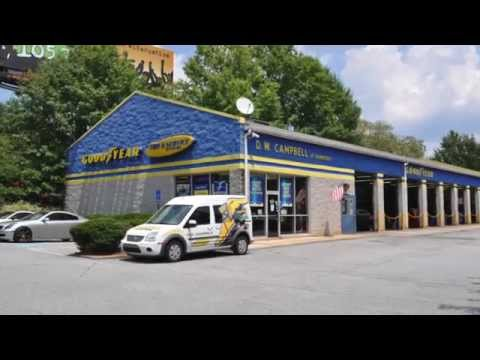 Auto Repair in Roswell ~ DW Campbell Tire & Auto Service ~ New Tires & Auto Maintenace