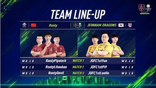 Ronly vs Jeonnam Dragons - Vòng Bảng Ngày 1 [EACC Spring 2019]