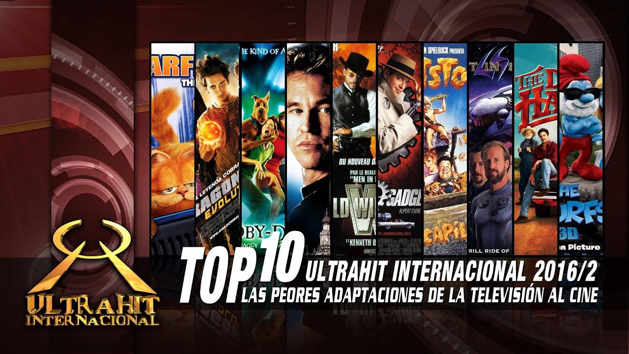 Download Top 10 Peores Adaptaciones de la Televisión al Cine