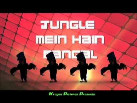 Jungle Mein Mangal - Song Promo - Delhi Safari