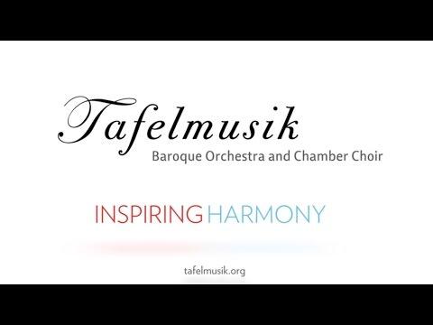 Inspiring Harmony - Tafelmusik in 94 seconds