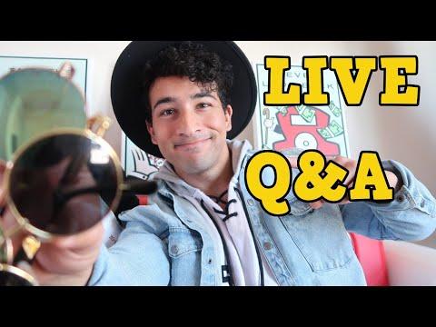 LIVE Q&A [SHOPIFY, BEEF, DROPSHIPPING, TOUR]