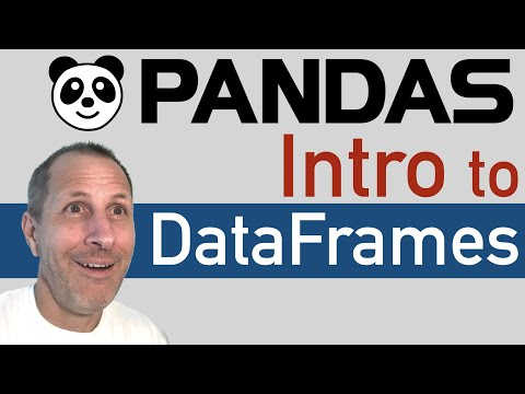 Python: Pandas Tutorial | Intro To DataFrames
