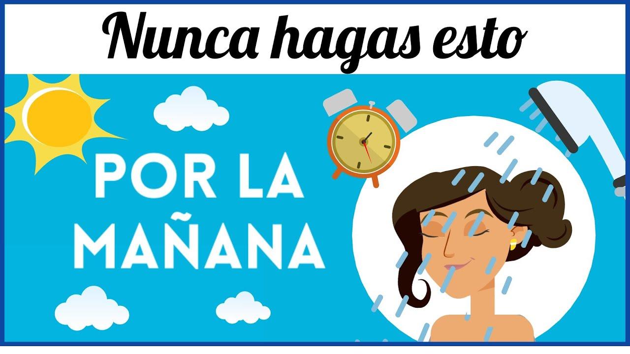 💙 10 Hábitos EN LA MAÑANA que están ARRUINANDO tu vida ✨ Hábitos Matutinos que DEBES EVITAR !!!