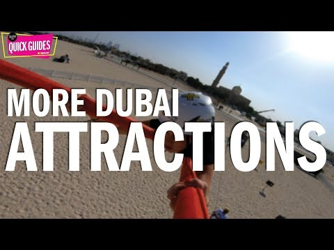 Dubai's TOP attractions in 2019 (part two – including the human slingshot!)