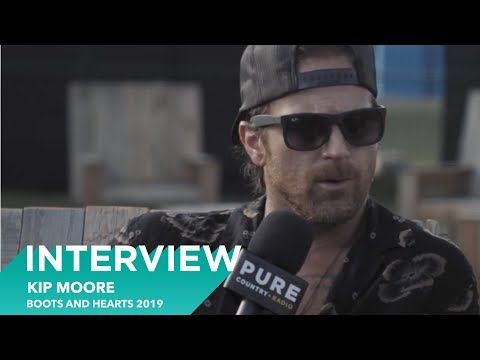 Kip Moore Boots And Hearts 2019 Interview