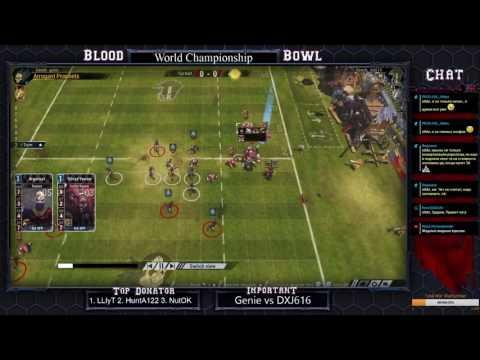 WC Genie(Dark Elves) vs DXJ616(Skavens)