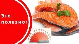 Красная рыба.  Это полезно?