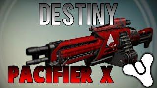 Destiny Xbox One My Favorite Heavy Machine Gun