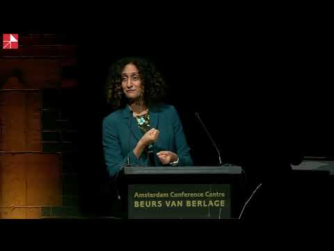 How to change the world: Amsterdam conference, Katharine Birbalsingh