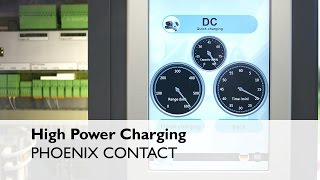 High-power charging solutions - Superchargers for E-Mobility