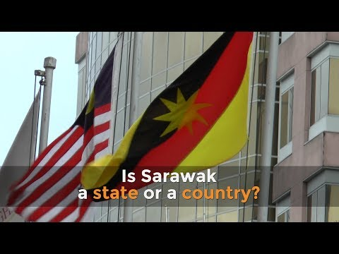 Is Sarawak a state or a country?
