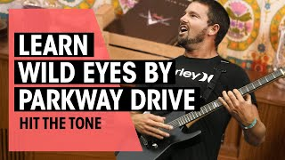 Hit the Tone   Wild Eyes by Parkway Drive (Jeff Ling)   Ep. 36   Thomann