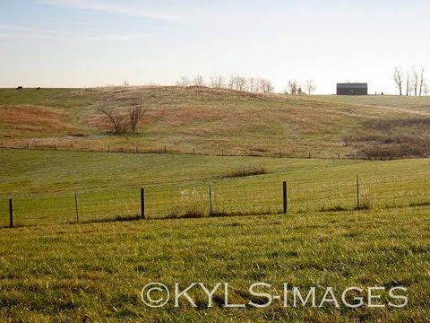 Harrodsburg, KY Horse Farm Land For Sale Kentucky Real Estate