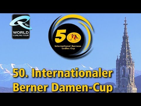 WCT, 50th International Bernese Ladies Cup 2018, 3rd Day - Wang (CHN) vs Wrana (SWE)