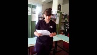 Работа библиотекаря Рёвинской библиотеки Красноармейского района Герасимовой Н.