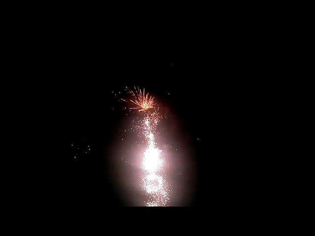 Vatromet u Banovicima 21 12 2014