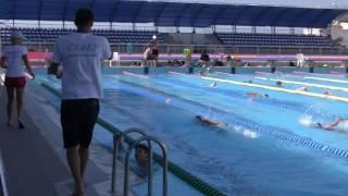 Уроки плавания в школе плавания Север