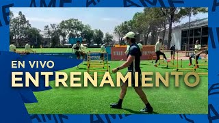 En Vivo: Entrenamiento 10 De Julio Desde El Nido Águila | Club América