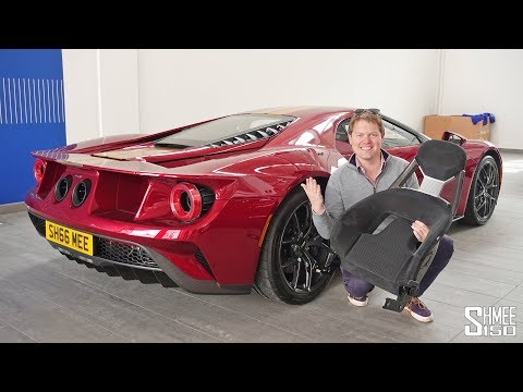 I'm Making Changes to My Ford GT!