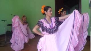 baile nicaragua nicaragüita